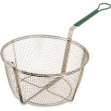 "Carlisle® 601031 S/S 11.5"" Round Fryer Basket"