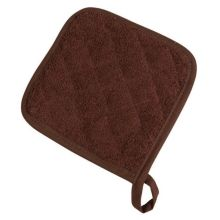 "San Jamar® 802TPH 8"" Terry Cloth Pot Holder"