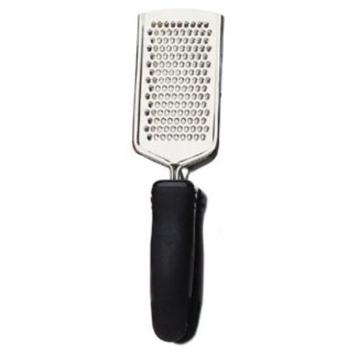 Focus Foodservice 539BKDC Cheese Grater with Ergonomic Handle