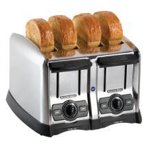 ProctorSilex 24850 Commercial 4 Slot Bagel Toaster