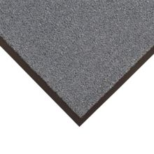 Notrax 434-328 Gunmetal Gray 4' x 6' Atlantic Olefin® Floor Mat