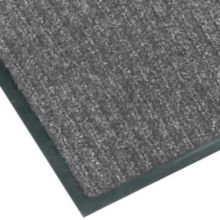 Notrax 434-348 Midnight 3' x 5' Bristol Ridge® Floor Mat