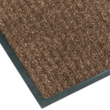 Notrax 434-364 Coffee Brown 3' x 5' Bristol Ridge® Floor Mat