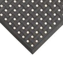 Notrax 1002-250 Black 3' x 5' Superflow® Floor Mat