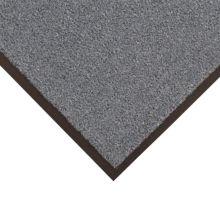 Notrax 434-323 Gunmetal Gray 3' x 4' Atlantic Olefin® Floor Mat