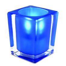 Sterno Products® 80234 Signature Blue Glass Lamp