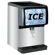 Scotsman® ID150B-1A S/S Counter 150 Lb Capacity Ice Only Dispenser
