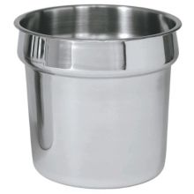Update International IS-110 11 Qt. Stainless Steel Inset Pan