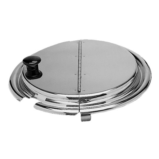Update International ISHC-110 Hinged Inset Cover for 11 Qt. Inset
