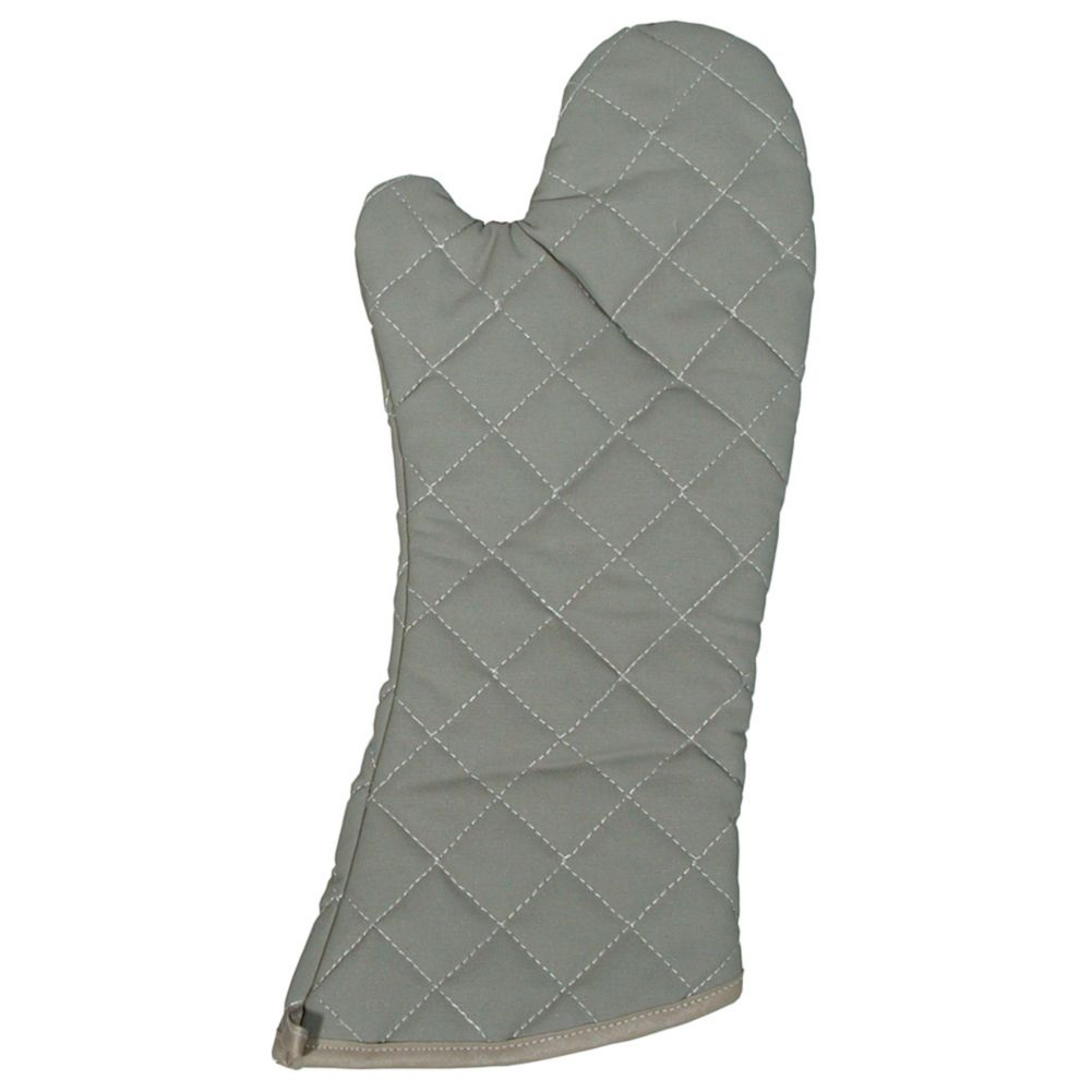 "Update International TFR-17 Tan Flame Retardant 17"" Oven Mitt"