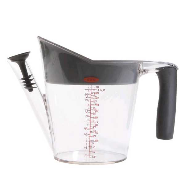 OXO 1060622 Good Grips® 4-Cup Fat Separator