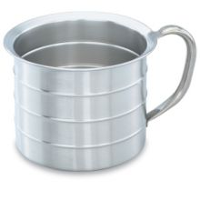 Vollrath® 79540 Stainless Steel 1 Gallon Graduated Urn Cup