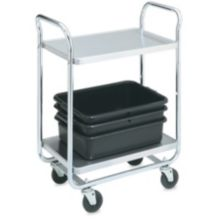 Vollrath® 97161 2-Shelf Thrift-I-Cart