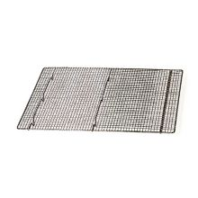 "Browne Foodservice 575516 Wire 12"" x 16.5"" Footed Pan Grate"