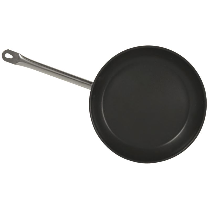 "Vollrath® N3811 Optio™ S/S 11"" Non-Stick Fry Pan"