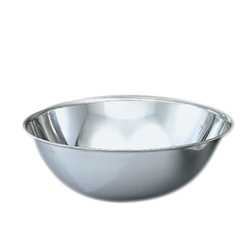 Vollrath 47935 Bright Mirror Finish S/S Economy 5 Quart Mixing Bowl
