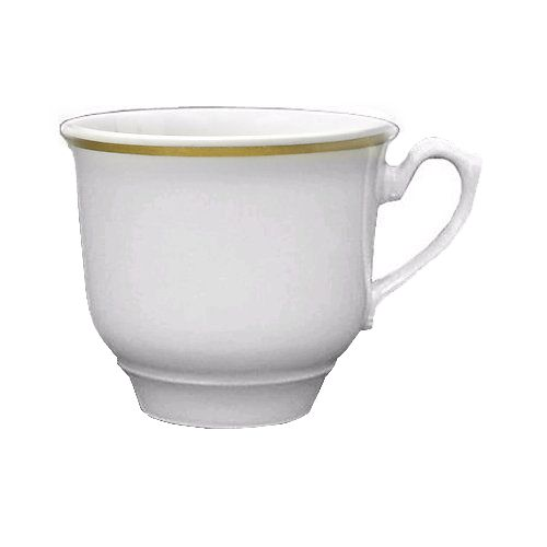 Homer Laughlin China 112702 Seville Durathin 7.75 Oz. Cup - 36 / CS