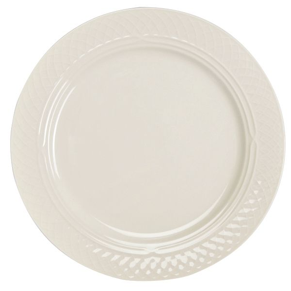 "Homer Laughlin China 3367000 Gothic® 8-1/8"" Plate - 36 / CS"
