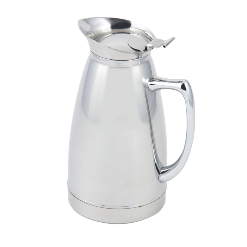 Bon Chef 4051 Stainless Steel Insulated 20 Oz. Server