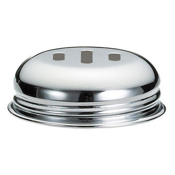 TableCraft 260ST Chrome Plated Slotted Top for 260 Cheese Shaker
