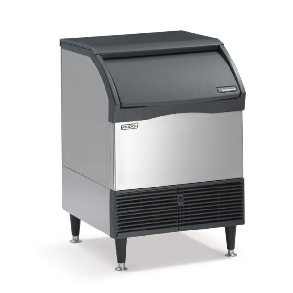 Scotsman® CU3030SA-1A Prodigy® Undercounter Cuber with Storage
