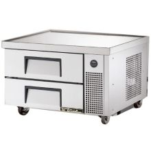 "True® TRCB-36 S/S 36""W 2-Drawer Refrigerated Chef Base"
