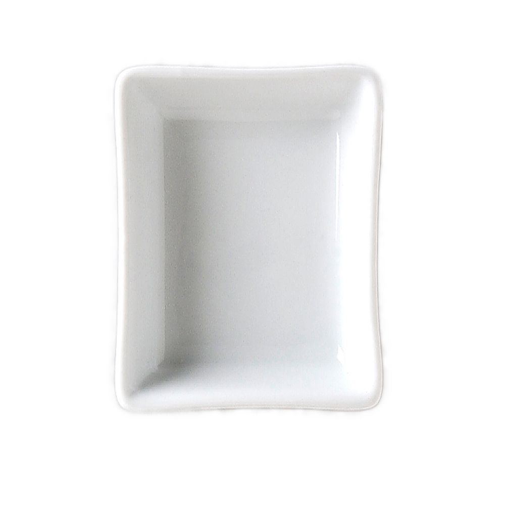 Vertex® China AV-D1 Ventana 1-Compartment Sauce Dish - 12 / CS