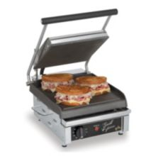 "Star® GX10IS Grill Express™ 10"" Smooth Sandwich Grill"
