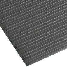 Notrax 4458-356 Comfort Rest 2' x 3' Coal Floor Mat