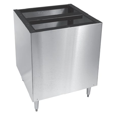 Scotsman® IOBDMS22 Ice Dispenser Stand for ID150 & BD150