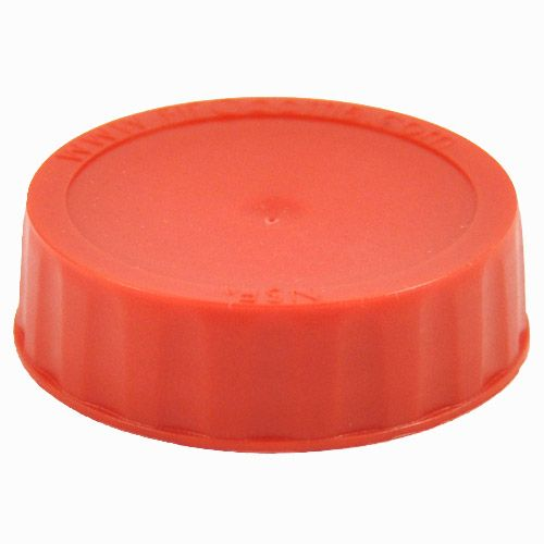FIFO 4810-110 Red Label Cap for FIFO Squeeze Bottles - 6 / PK