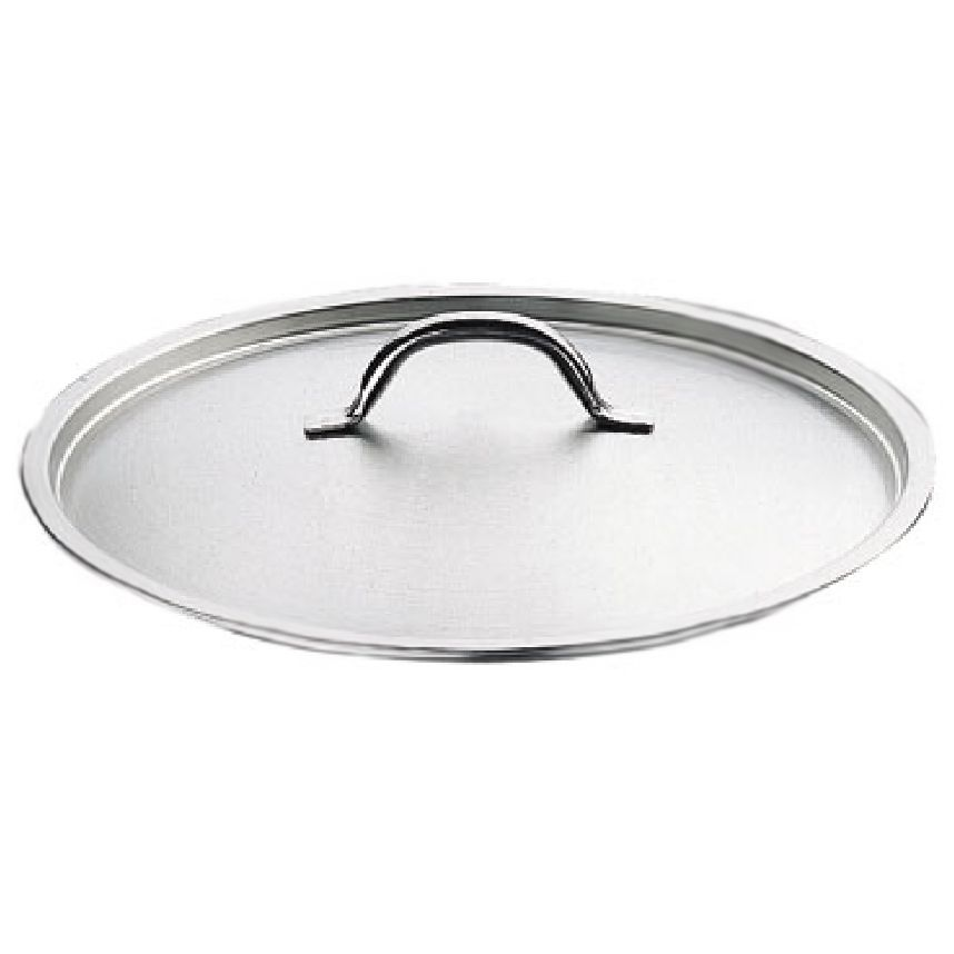 "Vollrath 3717C Centurion Domed S/S 17¾"" Cover"