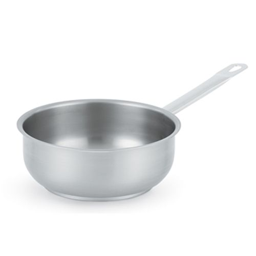 Vollrath 3152 Centurion® S/S 3.25 Quart Curved Sided Saute Pan