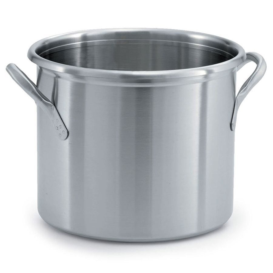 Vollrath® 77580 Tri-Ply S/S 12 Quart Stock Pot without Lid