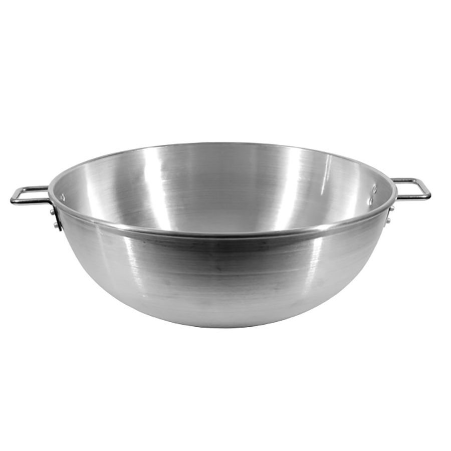 Town Food Service 37180 80 Qt. Round Bottom Handled Pot