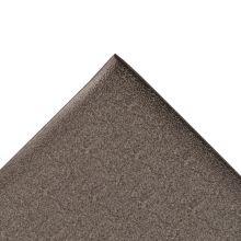 Notrax 4468-404 Comfort Rest 2' x 5' Ribbed Foam Vinyl Coal Floor Mat