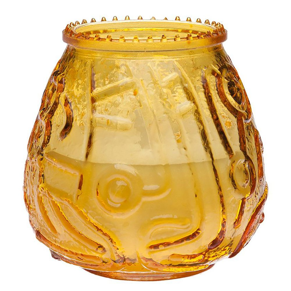 Sterno Products® 40118 Euro-Venetian® Amber Candle - 12 / CS