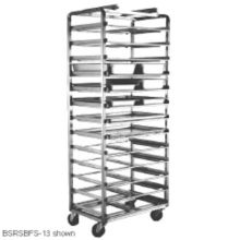Baxter BDSRSB-15 Single End Load Roll-In Rack for Double Rack Oven