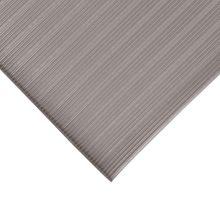 Notrax 4468-408 Comfort Rest 2' x 5' Silver Floor Mat