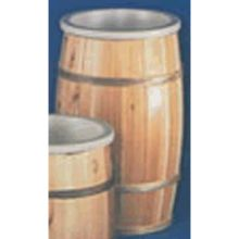 "Bradbury Barrel 1424B/2B 14"" x 24"" Wooden Barrel"