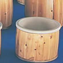 Bradbury Barrel BARRELKIT Wooden Barrel With Liner And Lid Kit