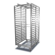 Baxter BDRSB-20 Double Side Load Roll-In Rack for Double Rack Oven