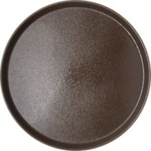 "Carlisle 1600GR076 Round Griptite™ 2 Tan 16"" Round Tray"