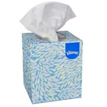Kimberly Clark 21270 Kleenex® White Facial Tissue Cube - 36 / CS