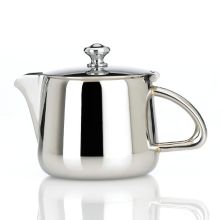 Worthy, Noble & Kent 5350S115 Kamina S/S 9 Oz Tea Pot