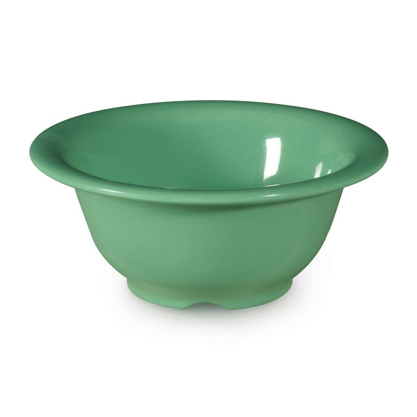 G.E.T. B-105-FG Mardi Gras Rainforest Green 10 Oz. Bowl - 48 / CS
