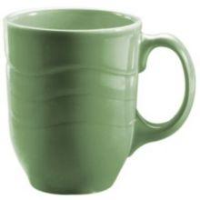 Syracuse China 903035004 Cantina® Sage 11 Ounce Mug - 12 / CS