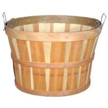 "Texas Basket 141 14"" x 9.5"" Half Bushel Basket"