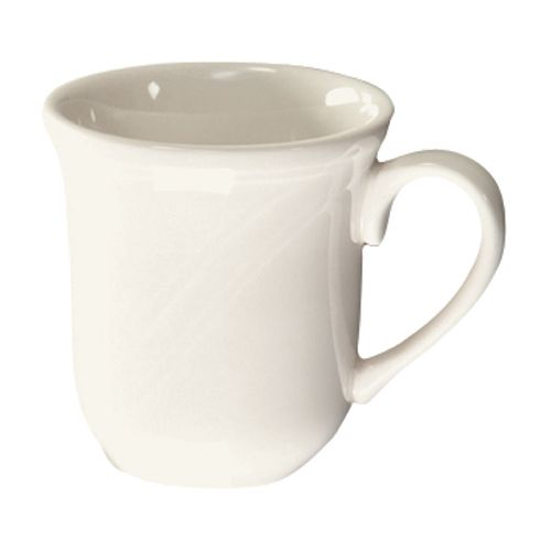 Homer Laughlin 6141000 Lyrica® Tall 7.25 oz Teacup - 36 / CS