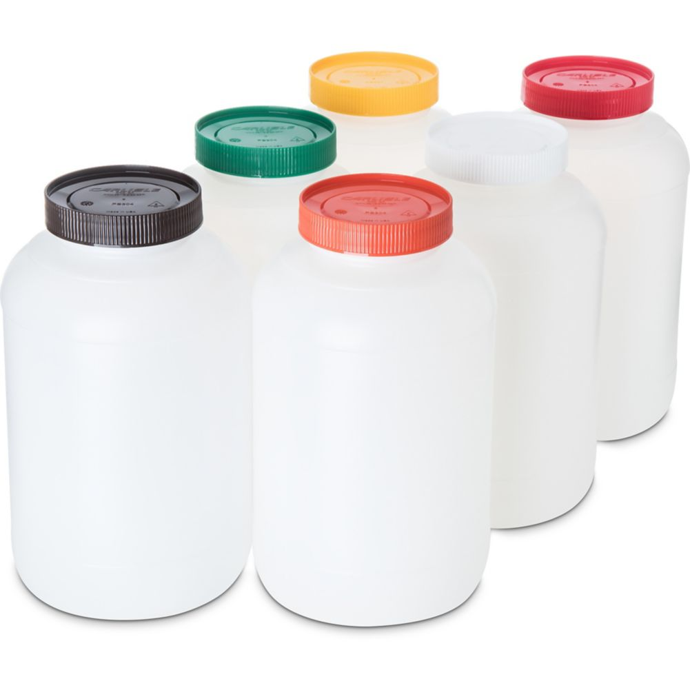 Carlisle® PS80200 Stor 'N Pour Assorted Gallon Pourers
